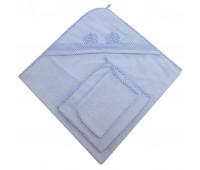Полотенце махровое/Набор для купания из 3 предметов