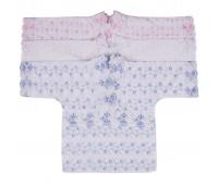 Рубашка для крещения с шитьем