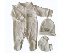 Комплект для новорожденного 3-х предметный