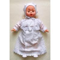 Крестильное платье для девочки 272