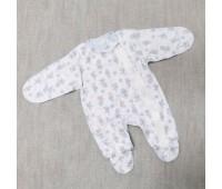 Слип для недоношенных детей Зайцы Belly 8580(гол)