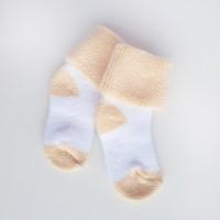 Носочки махра для недоношенных детей 6-8 см