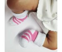 Носочки махровые для недоношенных детей 6-8 см №2