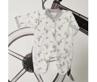 Слип для недоношенных детей с набивкой лошадки 8226