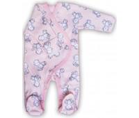 """Комбинезон для новорожденного """"Тедди""""роз"""