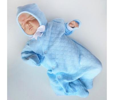 """Комплект для недоношенных детей """"Голубой"""""""