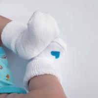 Носочки для недоношенных детей 6-8 см