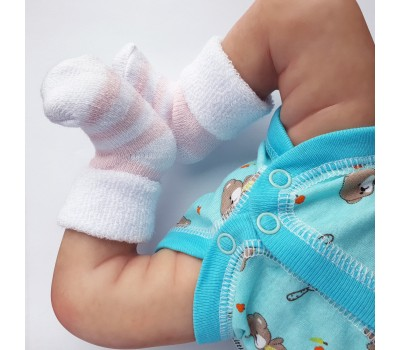 Носочки для недоношенных детей 4-6 см