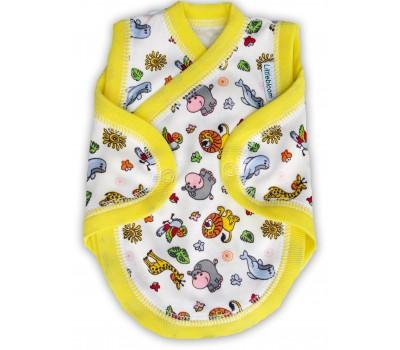 """Распашонка-бабочка для недоношенных детей """"Африка"""", 42 см"""