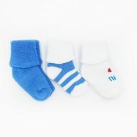 Набор махровых носочков для мальчика