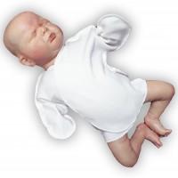 """Распашонка для пеленания недоношенного ребенка """"Экрю"""""""