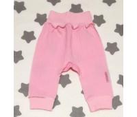 """Штанишки для недоношенных детей """"Ажур"""" розовый"""