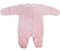 Комбинезон для недоношенных детей, розовый