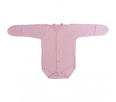 Боди для недоношенных детей Розовый