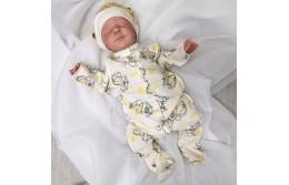 Стильная весенняя одежда для новорожденных в BabyBay