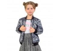 Куртка на синтепоне для девочки 05-87.6-01