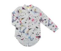 Рубашка для девочки Колибри 103-440-01