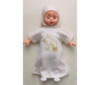 Платье для крещения 106-669-01