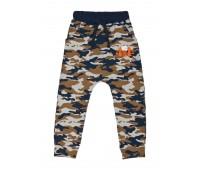 Брюки для мальчика с карманами 117-634-01