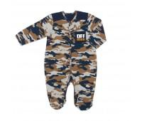 Комбинезон для мальчика милитари 117-658-01