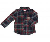Рубашка для мальчика Лондон 122-131-02м