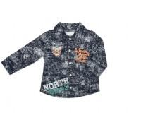Рубашка для мальчика North 126-131-02м
