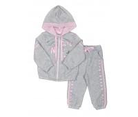 Комплект для девочки (жакет+брюки) 140-84.1-01