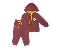 Комплект для мальчика Пират (курточка+брючки) 142-695-01