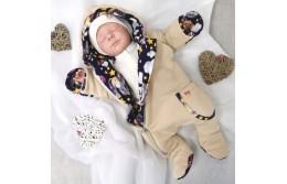 Новые расцветки весенних комбинезонов для малышей уже в BabyBay!