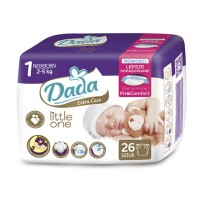 Детские подгузники DADA EXTRA CARE NEWBORN A'26/ 2-5 кг (CARE 1)