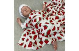 Легкие муслиновые пеленки в BabyBay!