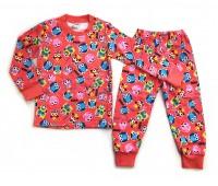 """Пижама для девочки """"Совы"""""""
