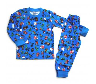 """Пижама для мальчика """"Зоо"""""""