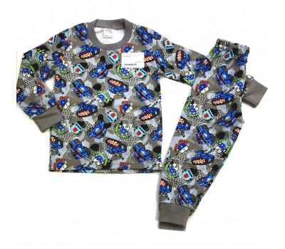 "Пижама для мальчика ""Танк"""