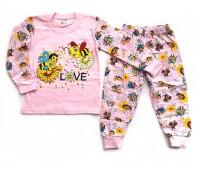 """Пижама для девочки """"Love"""""""