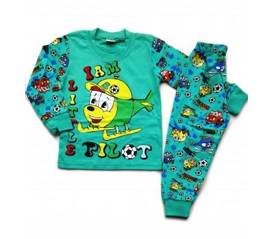"""Пижама для мальчика """"Пилот"""""""