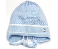 Шапка для новорожденного Infante АЧ-606, р. 36-38