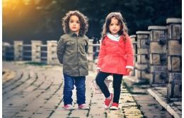 Модные тренды в детской одежде