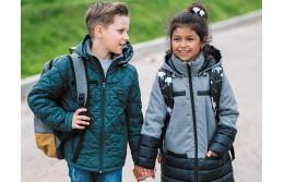 Стильные куртки и кардиганы для девочек - широкий выбор в интернет-магазине BabyBay